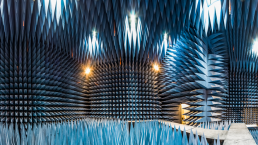 CAIRS anechoic chamber