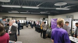 Networking area
